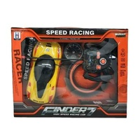 harga Hue Le Xing Toys #15 Finder Racing RC Mobil Mainan Remote Control  - Yellow [1:22/ 7 Speed] Blibli.com