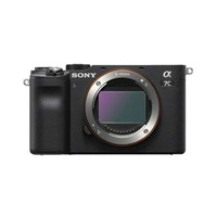 Sony Alpha ILCE A7C A 7C body Only mirrorless Camera Black