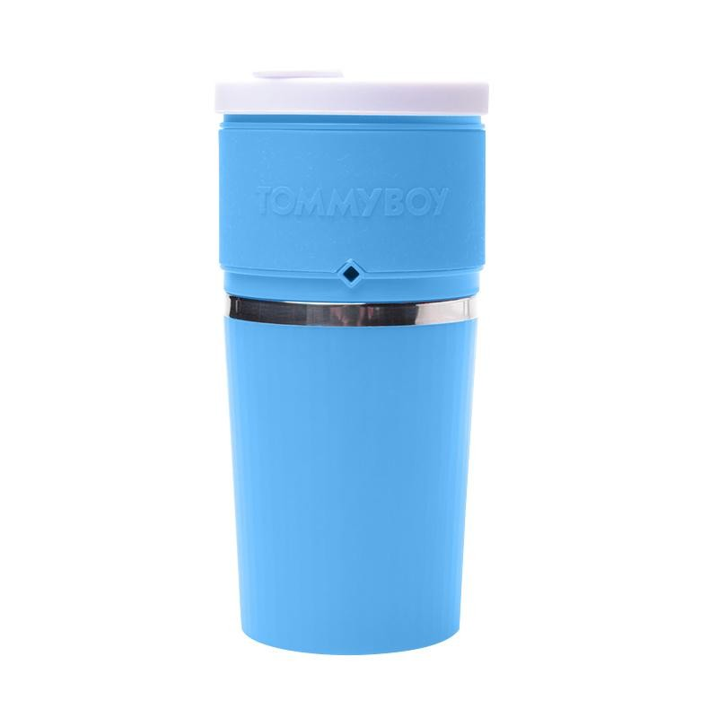 Tommy Boy All in One Coffee Maker - Blue