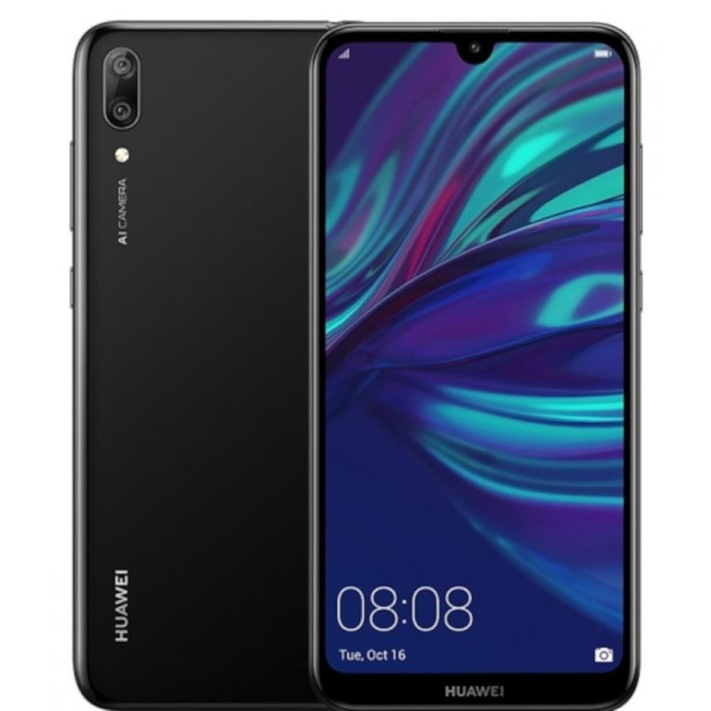 HUAWEI Y7 Pro 2019 3GB/32GB - Midnight Black