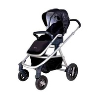 harga Nuna Set Ivvi Optic Stroller with Carry Cot - Black Blibli.com