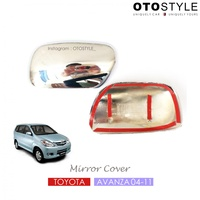harga Mirror Cover Spion Avanza / Xenia 2004-2011 Chrome Polos Blanja.com