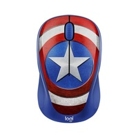 LOGITECH M238 Marvel Collection Wireless Mouse