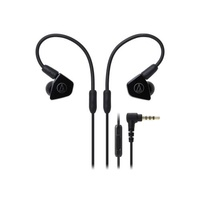 AUDIO-TECHNICA In-Ear Headphone with In-line Mic & Control [ATH-LS50is]