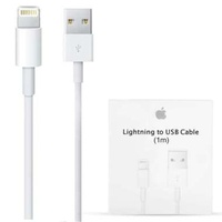 harga KABEL DATA USB IPHONE 5 6 7 CHARGER LIGHTNING ORIGINAL APPLE IPAD MINI ORI Blibli.com