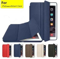 harga SMART COVER IPAD MINI 4 CASE LEATHER ORIGINAL SOFTCASE MINI4 APPLE ORI Blibli.com