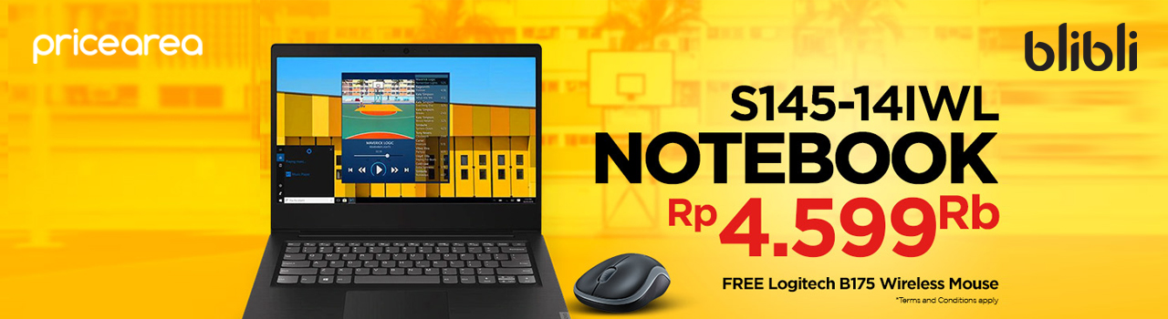 Promo Exclusive Notebook S145-14IWL