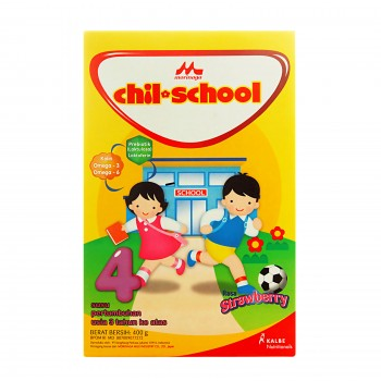 Image Morinaga Chil School Strawberry 400gr Box 1