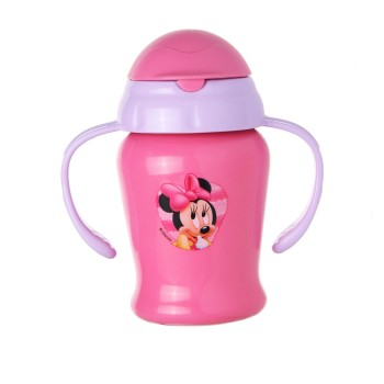 Image Lynea Cup Sipper Straw Pink 1