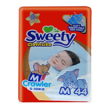 Image Sweety Diapers Clothlike M 44 1