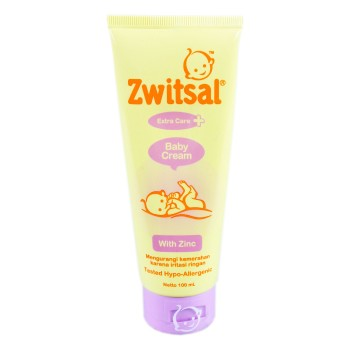 Image Zwitsal Extra Care Cream 100ml 1