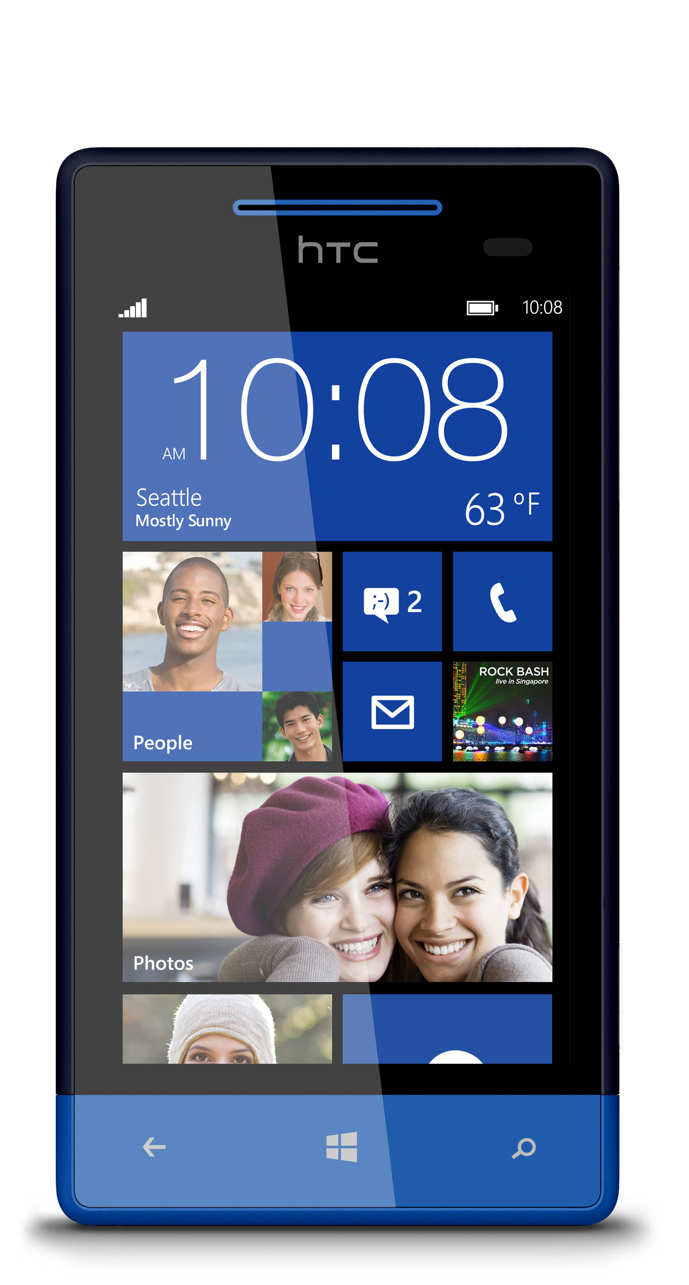 Image HTC Windows Phone 8S 3