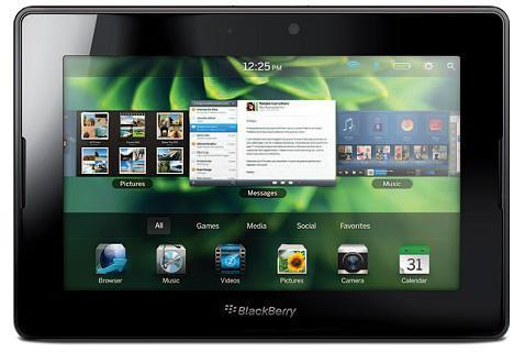 Image BLACKBERRY PlayBook WiFi 16GB 1