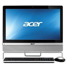 Image PC ACER Aspire All In One AZ5801 W7Hp (Touchscreen) 1