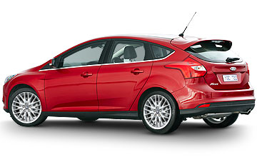 Image Ford Focus Sporty M/T 3