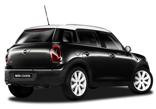 Image MINI Cooper Countryman 1.6 Launch Edition 4 Seater A/T 3