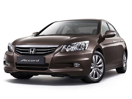 Image Honda Accord 2.4 VTi-L New M/T 1