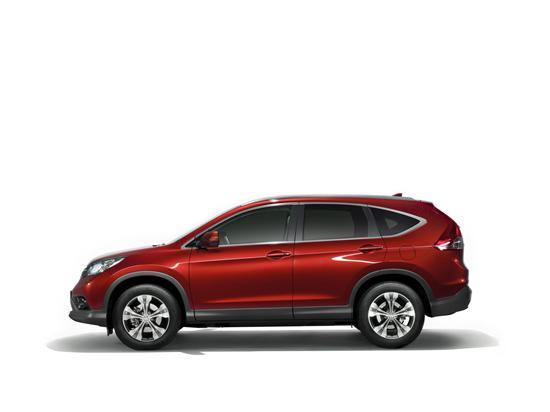 Image Honda All New CRV 2.0 A/T 1