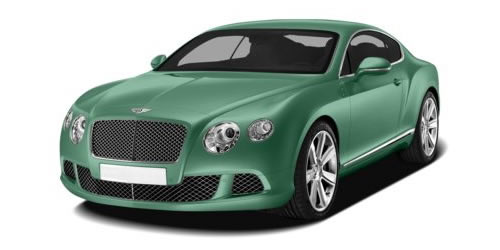 Image Bentley Continental GT 6.0 W12 1
