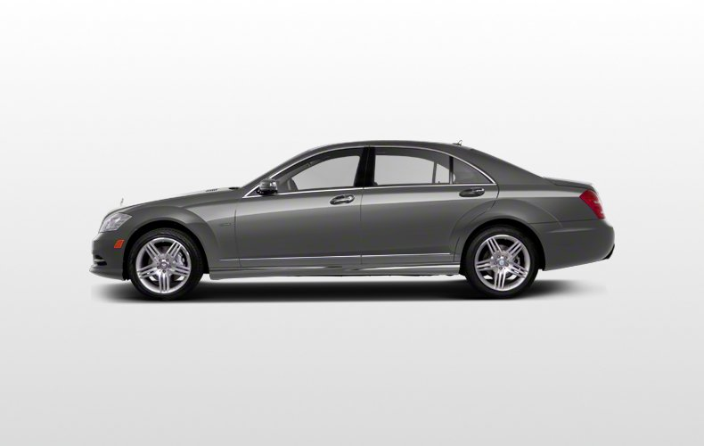 Image Mercedes-Benz S-Class S63 AMG Bi-Turbo A/T 3