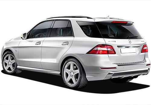 Image Mercedes-Benz ML350 New 3