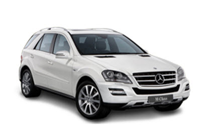 Image Mercedes-Benz ML 320 V6 A/T 1