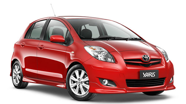 Image Toyota Yaris 1.5 S A/T 1