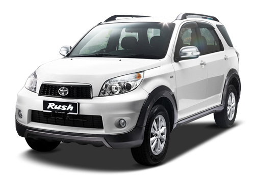 Image Toyota Rush 1.5 G A/T 1