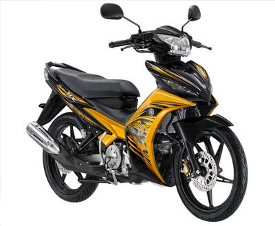 Image Yamaha New Jupiter MX 1